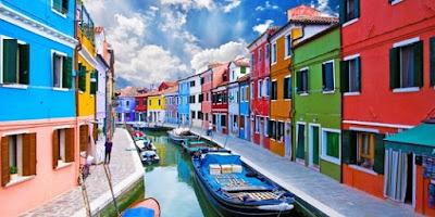 burano, venesia
