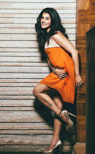 Tapsee Pannu Gorgeous Photoshoot