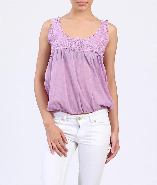 Çizgileri ve desenleri ile kendine hayran bırakacak kadar güzel Collezione 2013 bluz, gömlek ve tunik koleksiyonunu online satış sitesinde moda severler ile buluşturuyor. Geçmişin renklerinin bolca kullanıldığı bluz modellerinde pastel ve retro tonların, 60'ların saykodelik desenlerinin, doğanın güzelliklerinden ilham alan çiçek desenlerinin hakim olduğu modeller sizleri bekliyor. Yılın en trend akımı çizgili gömlek modelleride koleksiyonun hoş detaylarından sadece biri, kolsuz bluz modelleri, desenli bluz modelleri,  kısa bluzlar, renkli bluz modelleri, geniş yaka bluz modelleri ile geniş bir seçenek oluşturan Collezione uygun fiyatları ile ilk tercih edilecek markalar arasında bize göre.