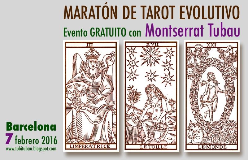 Maratón de Tarot en Barcelona * 7·2·16