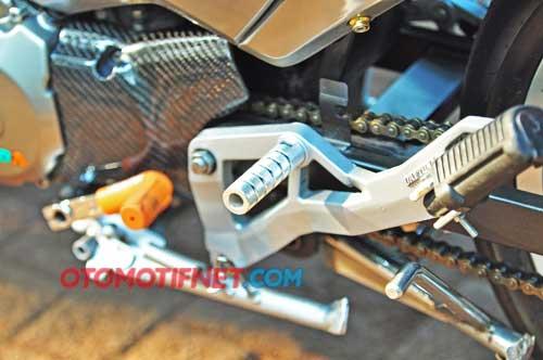 Modifikasi Honda Supra X 125 Ganteng