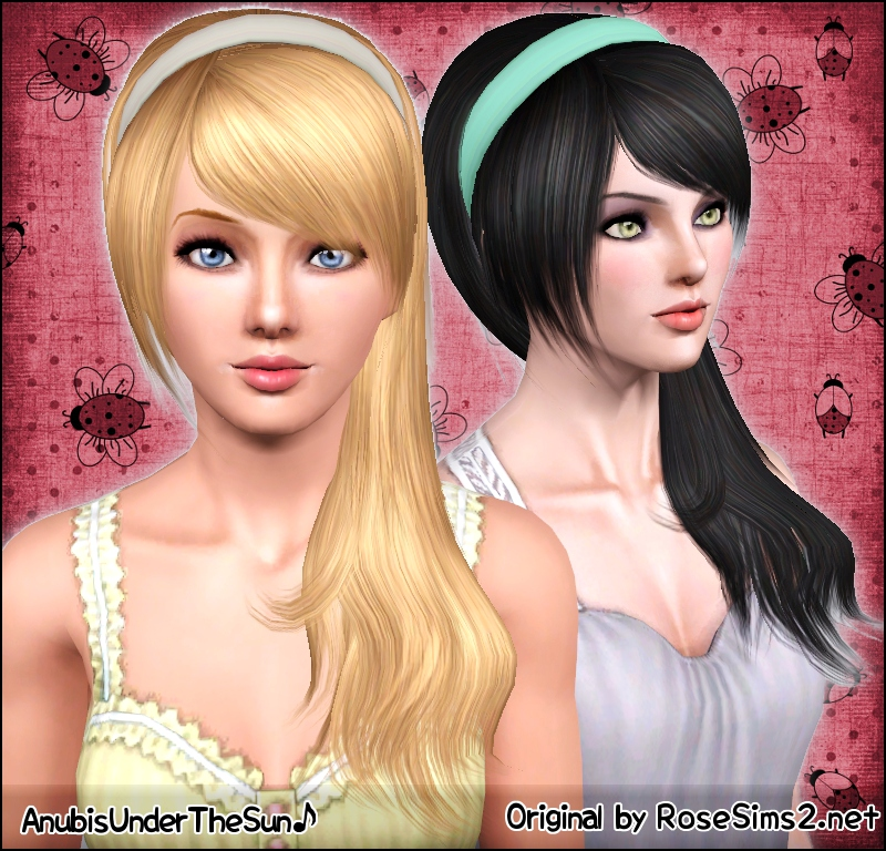 Mod The Sims Headband Hair Accessory