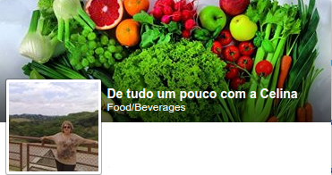 O blog no facebook
