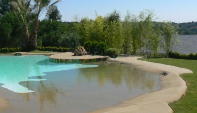 Topsecret deco piscinas espectaculares for Fotos de piscinas de arena