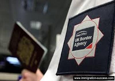 Overstay in UK student visa
