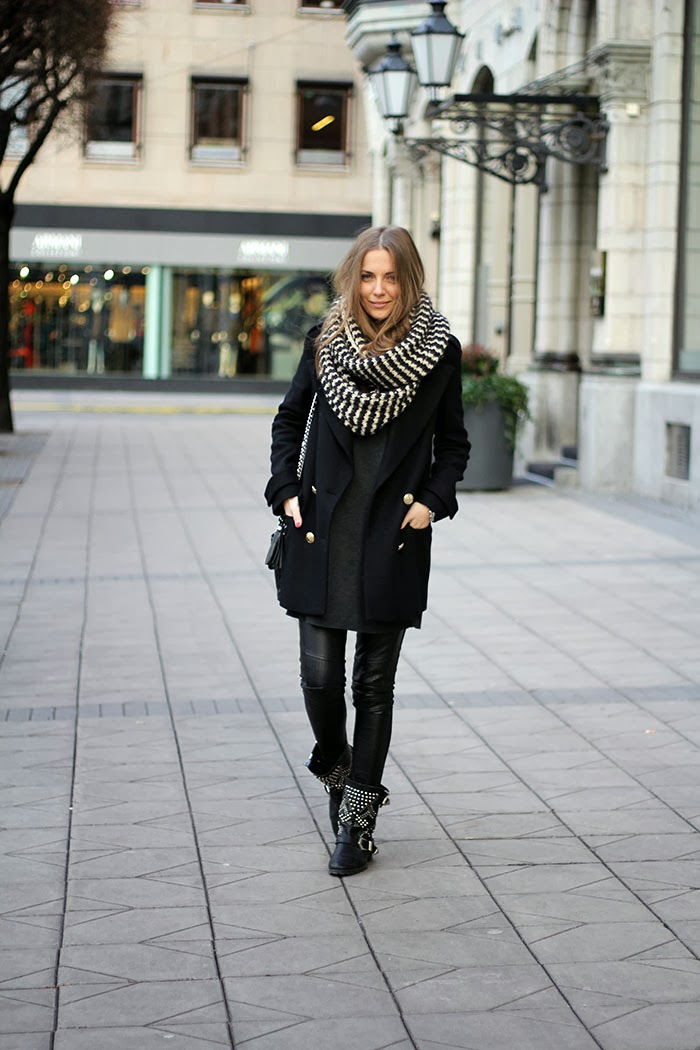 Fashion And Style Stockholm Look Of The Day