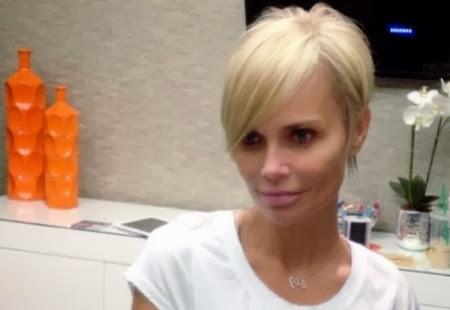 pixie cut of wil jij na het zien van deze mooie dames een pixie cut    Kristin Chenoweth Pixie Cut