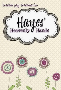 http://www.teacherspayteachers.com/Product/TpT-helping-Hayes-Heavenly-Hands-1050121