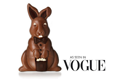 hotel chocolat bunny easter egg,