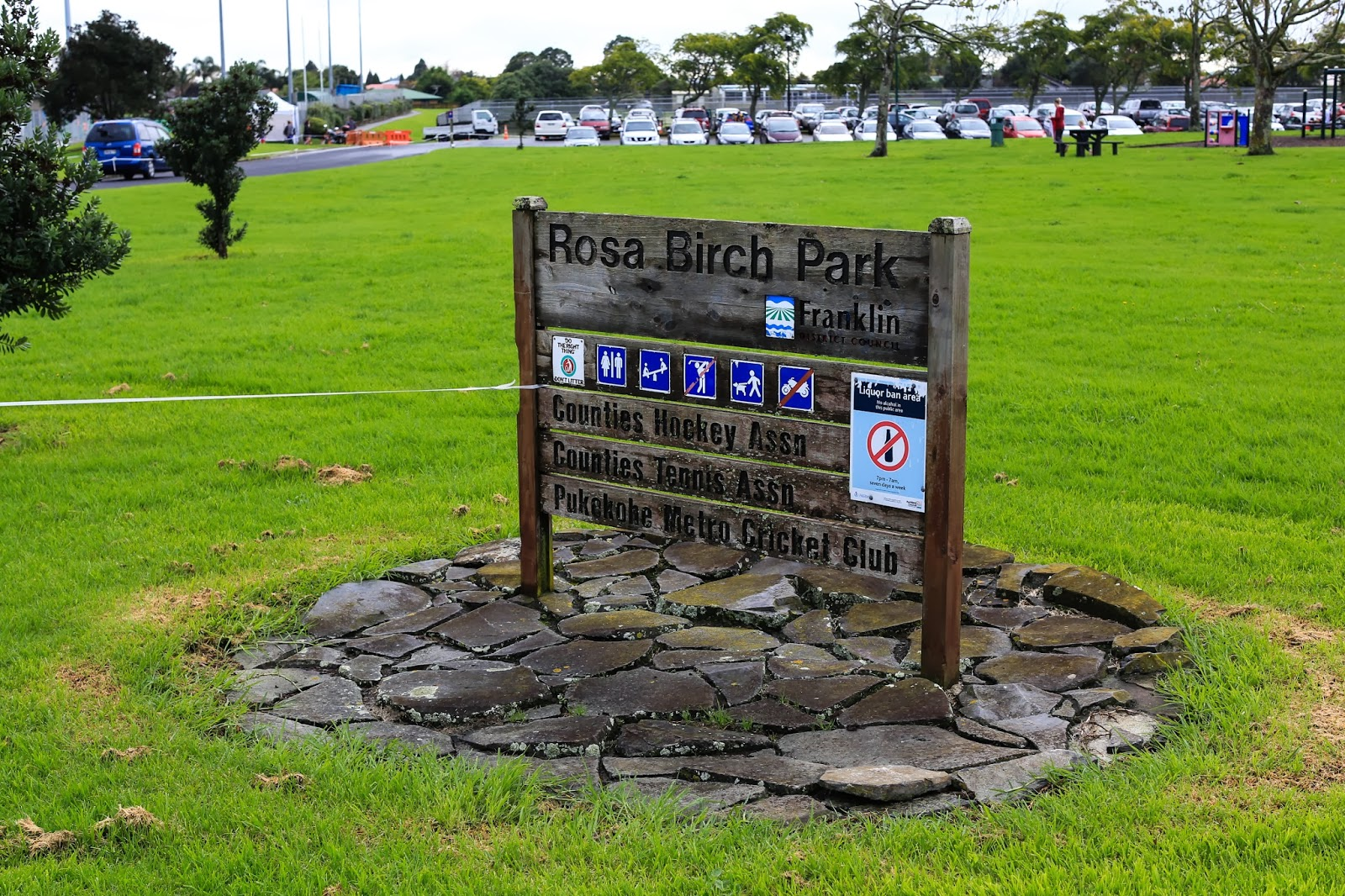 Rosa Birch Park