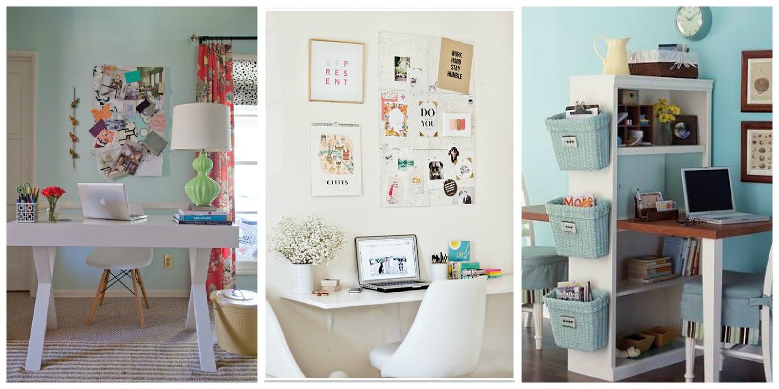 Sciccosi dettagli interior design e idee per un piccolo for Idee per arredare un ufficio