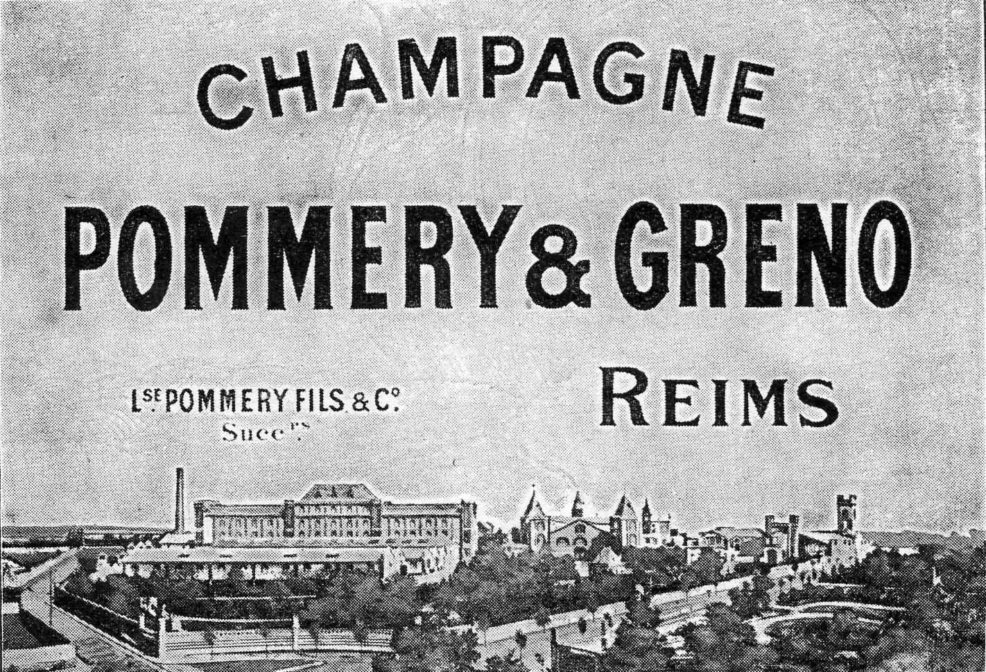 old ads are funny 1923 ad champagne pommery greno reims