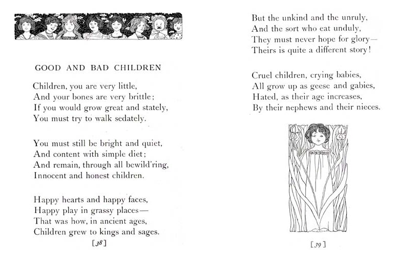 Twinkles and Twigs: Good and Bad Children