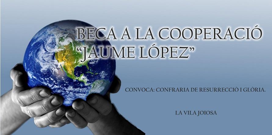 Beca Jaume López
