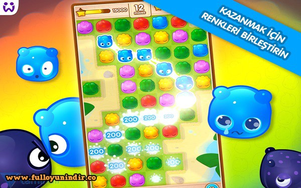 Jelly Splash Apk indir