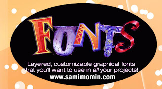 Awesome Fonts by Samimomin.com
