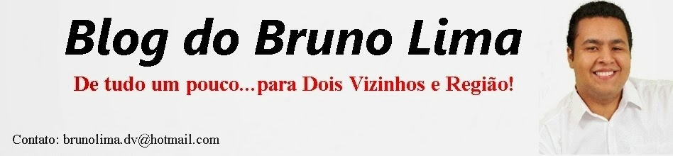Blog do Bruno Lima