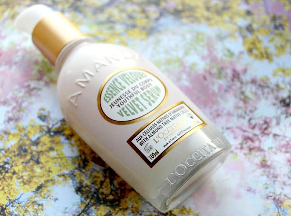 Loccitane Almond Velvet