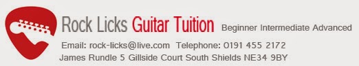 South Shields Guitar Lessons