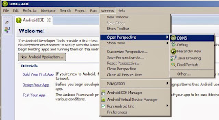 insert file to emulator android SDK DDMS