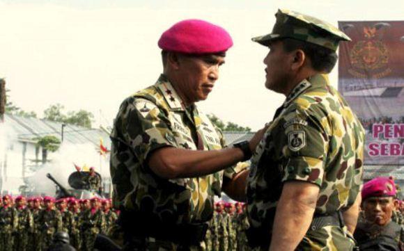 Warga kehormatan Korps Marinir