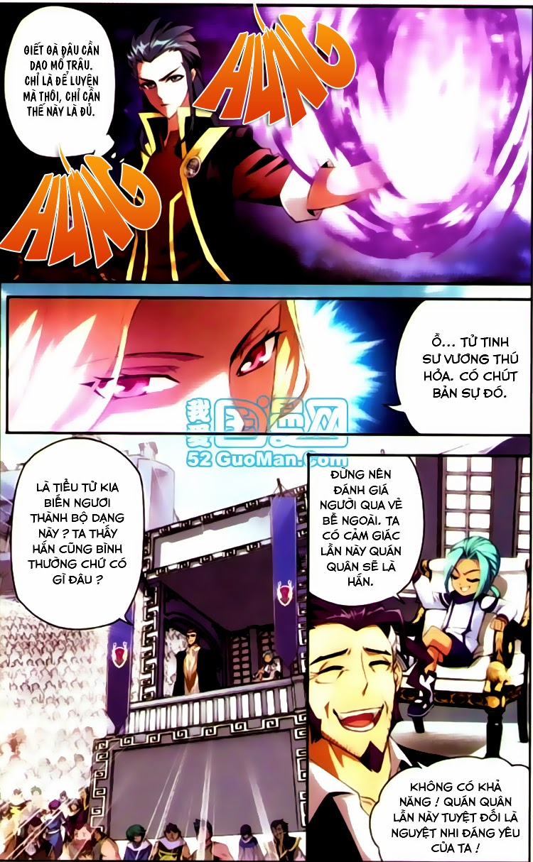 Đấu Phá Thương Khung chap 67 page 19 - IZTruyenTranh.com