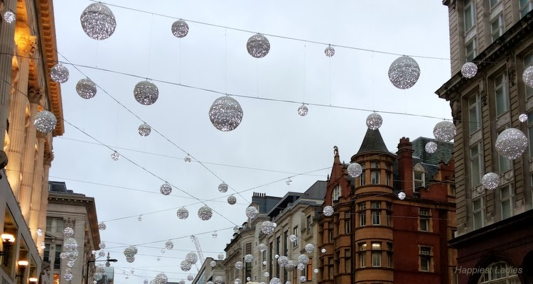Oxford Street Christmas Light