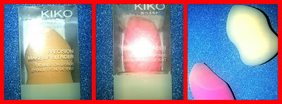 Beauty blender Kiko