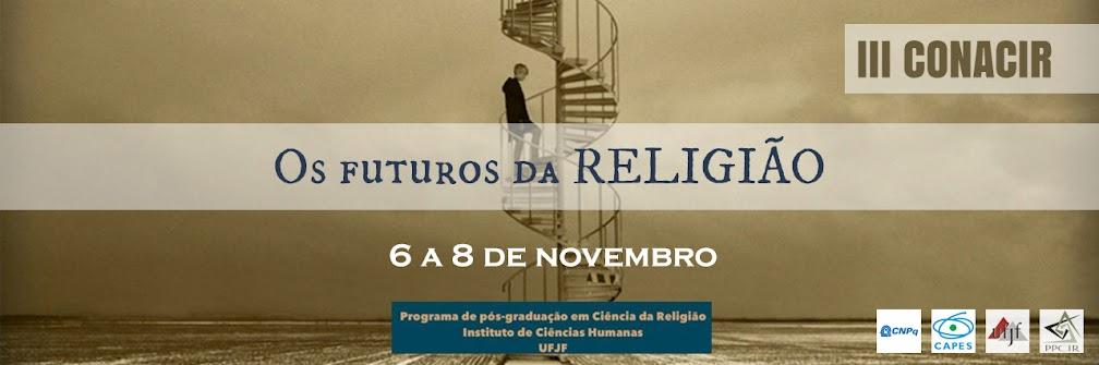 III CONACIR - Congresso Nacional de Ciência da Religião da UFJF