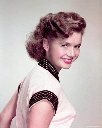 Young Debbie Reynolds A TRIP DOWN MEMORY LAN...