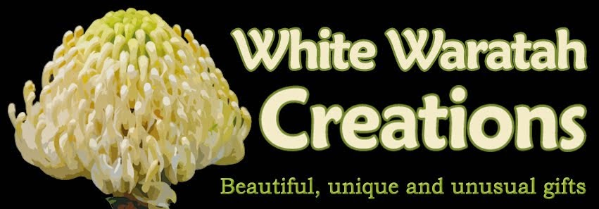 White Waratah Creations