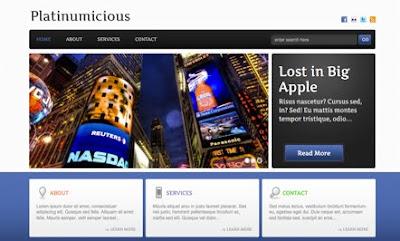 Platinumicious WordPress Theme