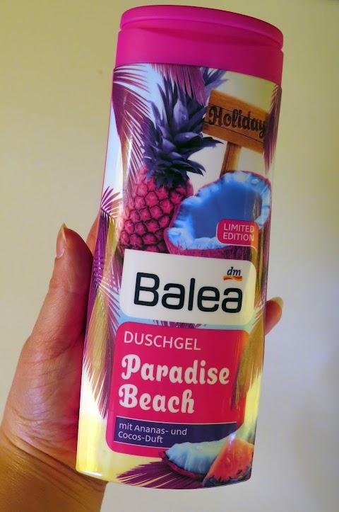"""Balea dušo želė """"Paradise beach"""" (ananasų ir kokosų kvapo)"""