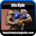 Iris Kyle IFBB Pro Female Bodybuilder Thumbnail Image 1