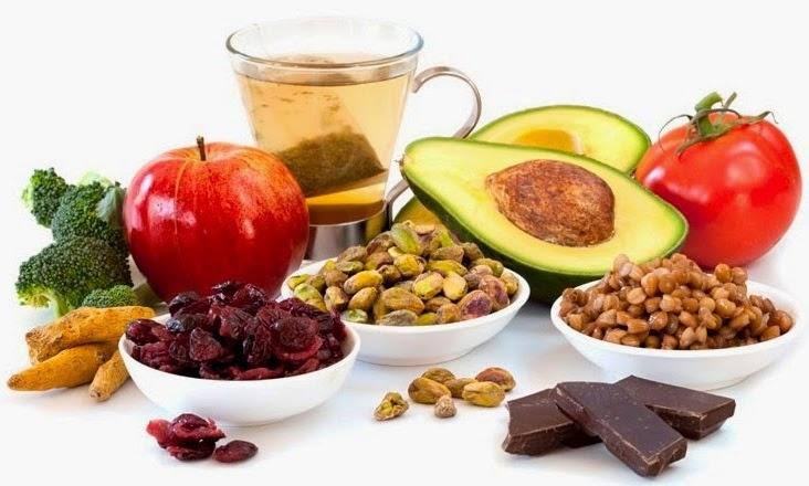 Obat Herbal Penurun Kolesterol dari Makanan Sehat