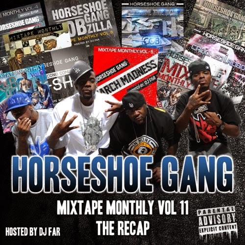 Horseshoe Gang - The Recap (Mixtape)