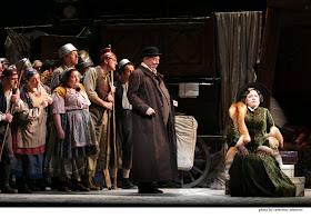 Donald Maxwell, Ewa Poles, La Fille du Regiment at Covent Garden (C) Catherine Ashmore