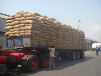 haulage of agro commodities in nigeria