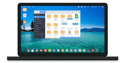 apricity Linux OS
