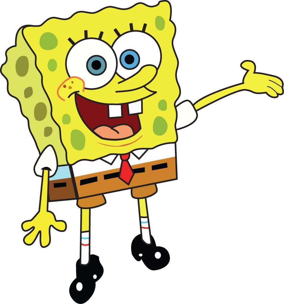 spongebob gif animate