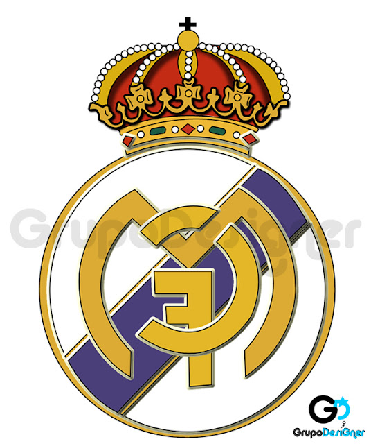 Escudo real madrid 2012 2013 mmega futbol internacional for Correo real madrid