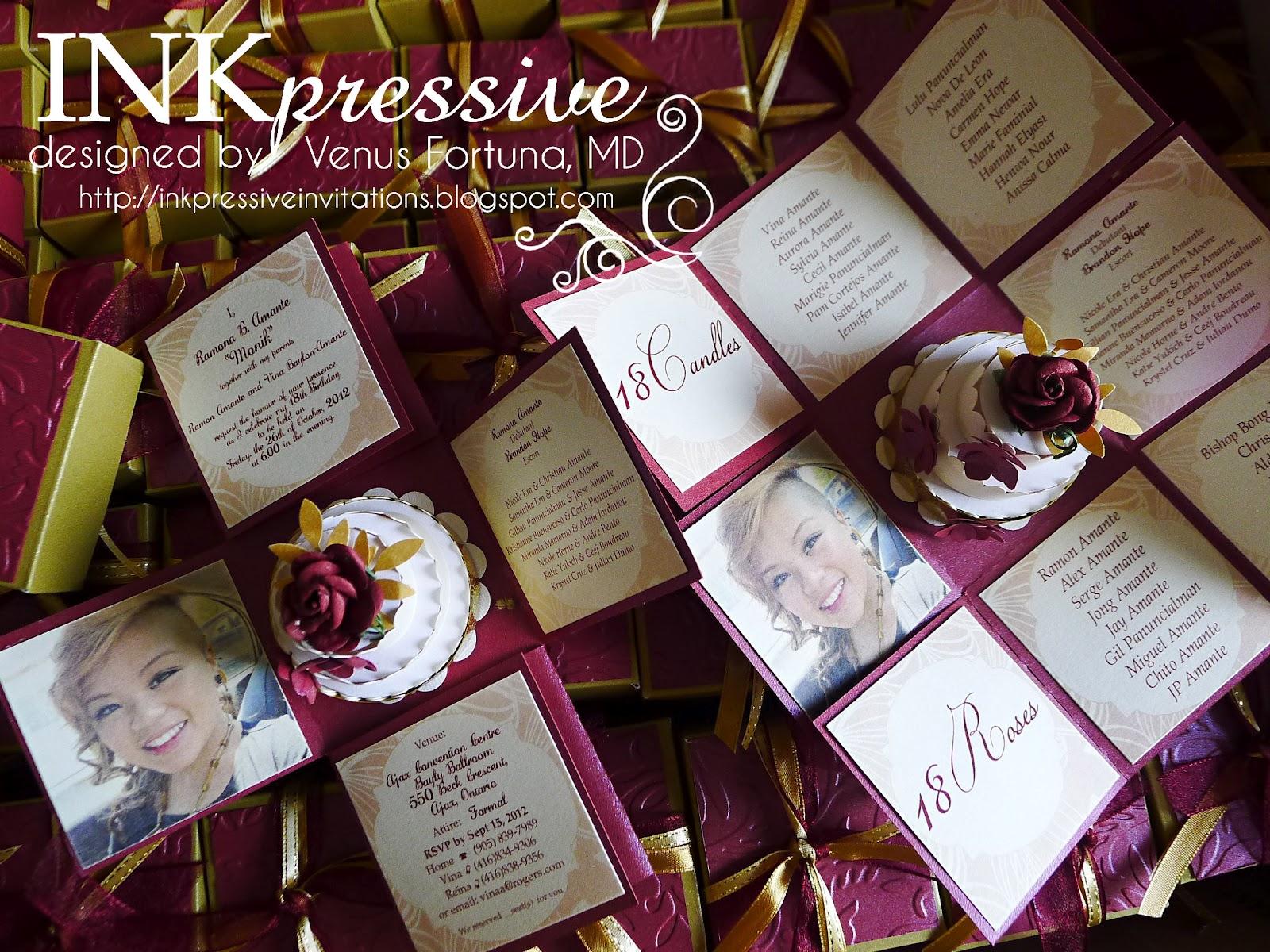 Exploding boxes inkpressive invitations stopboris Image collections