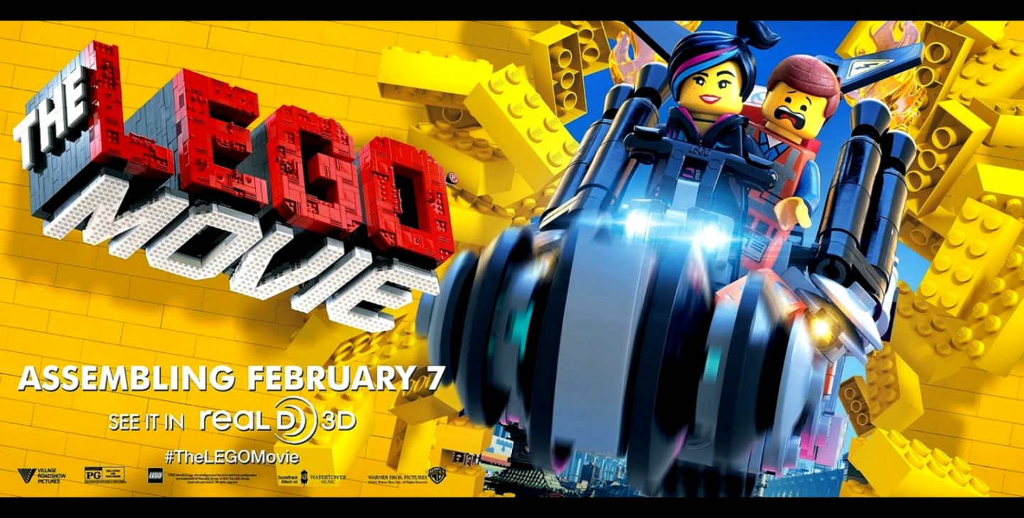 The Lego Movie Wallpapers Important Wallpapers