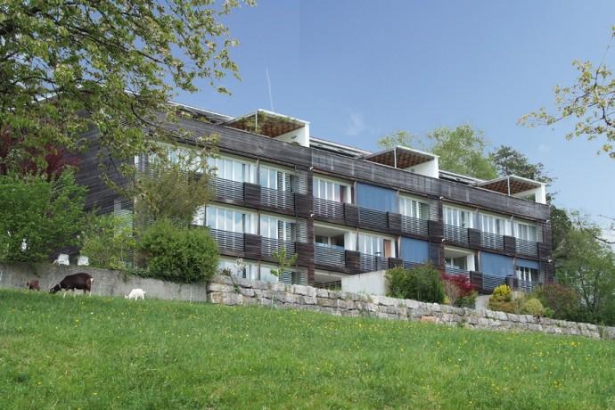 Solar thermal architect abdulqadir for Cristina woods apartments