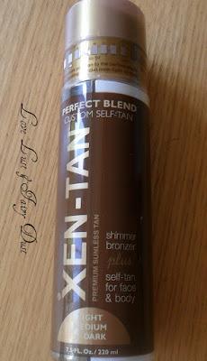 Xen-Tan Perfect Blend