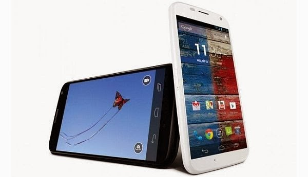 Smartphone Moto X Luncurkan OS Android 4.2.2
