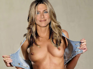 Jennifer Aniston sexy topless photo shoot UHQ