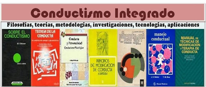 Conductismo Integrado