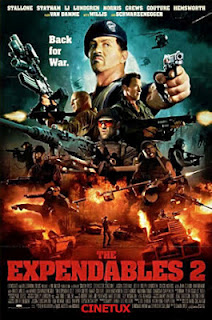 The Expendables 2 (2012) Online