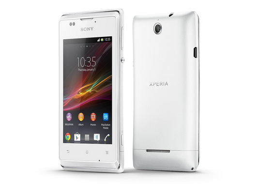 Spesifikasi dan Harga Sony Xperia E C1505 Terbaru